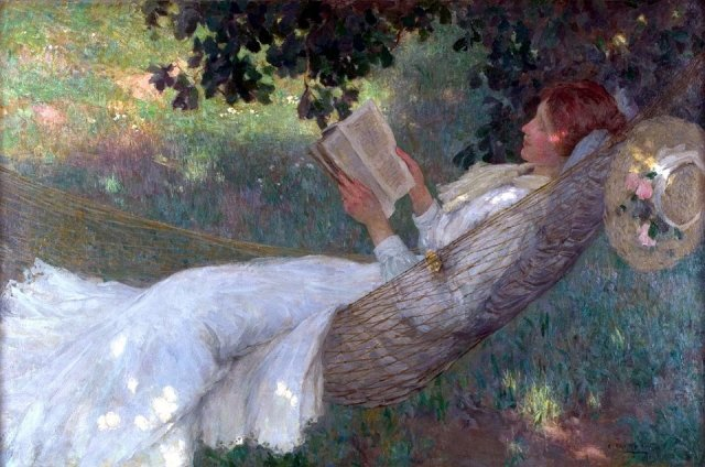 Emanuel Phillip Fox, The love story, 1903