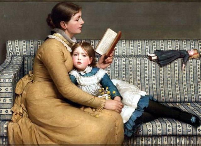Georges Dunlop Leslie, Alice in Wonderland, 1879