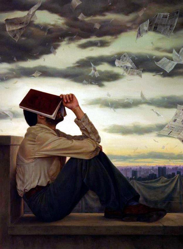 Iman Maleki (iranian realist painter)