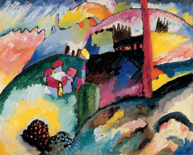 Vassilij Kandinskij, Improvvisazione VIII