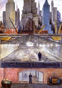 Diego Rivera, Frozen Assets