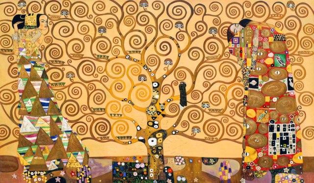 Gustav Klimt, L'albero della vita