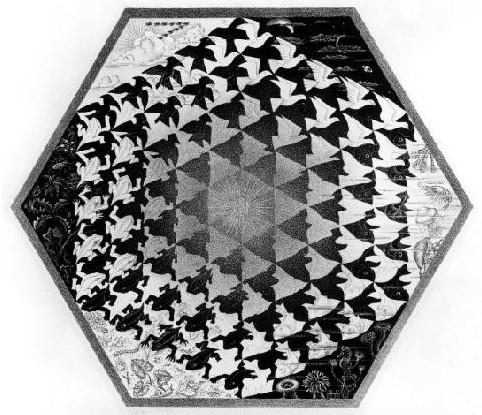 Escher, Verbum (1942)