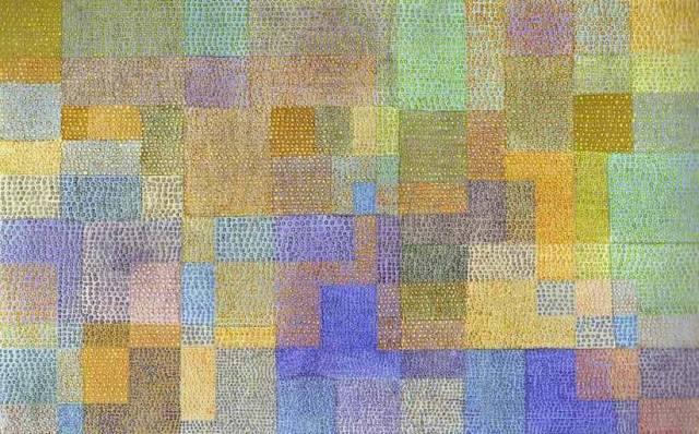 Paul Klee, Polifonia, 1932