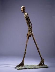 Alberto Giacometti, Uomo che cammina I, 1960
