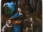 Leonardo da Vinci, Virgin of the Rocks, National Gallery, London