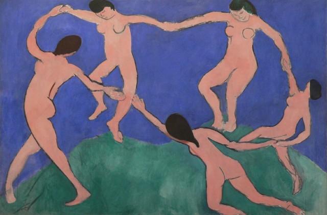 Matisse, La Danse (I), 1909