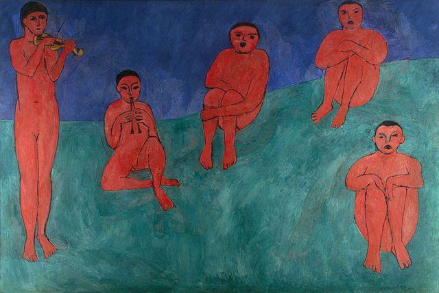 Matisse, Music, 1910